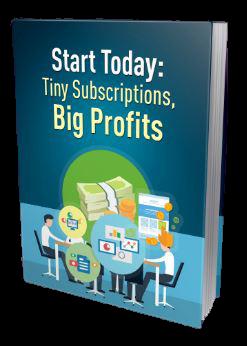 tiny subscriptions big profits