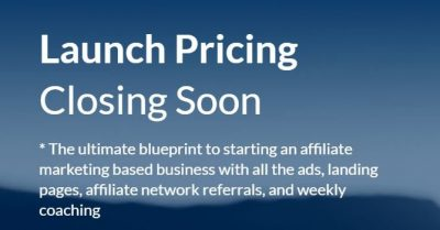 launch pricing closing soon